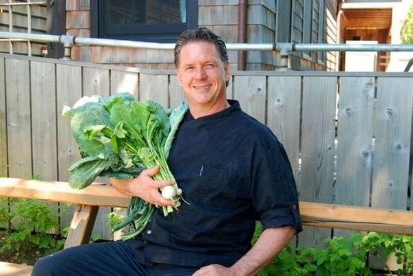 Todd Jacobs is expected to bring farm-to-table and