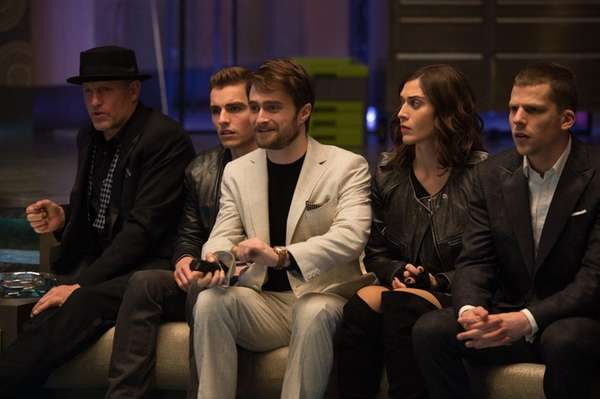 Woody Harrelson, Dave Franco, Daniel Radcliffe, Lizzy Caplan