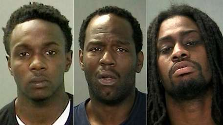 Drug dealers from four gangs were arrested this