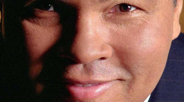 Memorial services for boxing great and humanitarian Muhammad