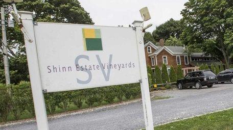 Shinn Estate Vineyards in Mattituck will host