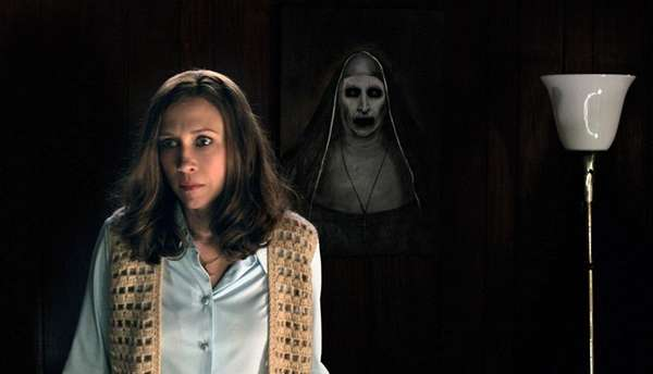 Vera Farmiga returns as a paranormal investigator in