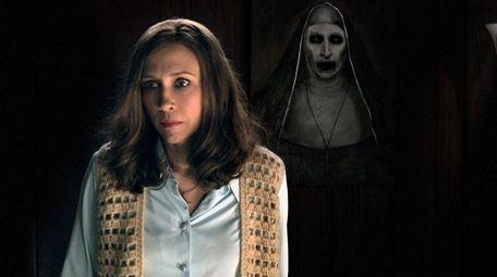 Vera Farmiga returns as a paranormal investigator in