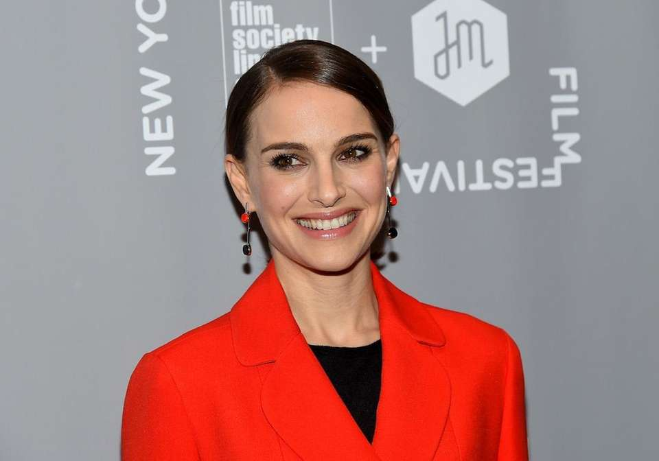 Director and actress Natalie Portman attends the 2016