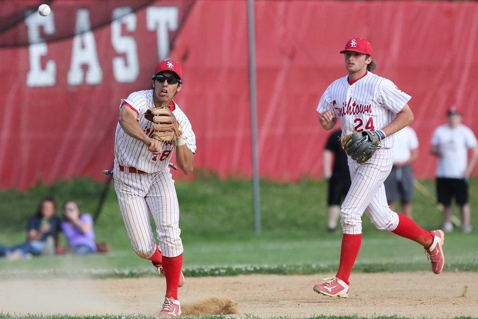 Third baseman, Smithtown East