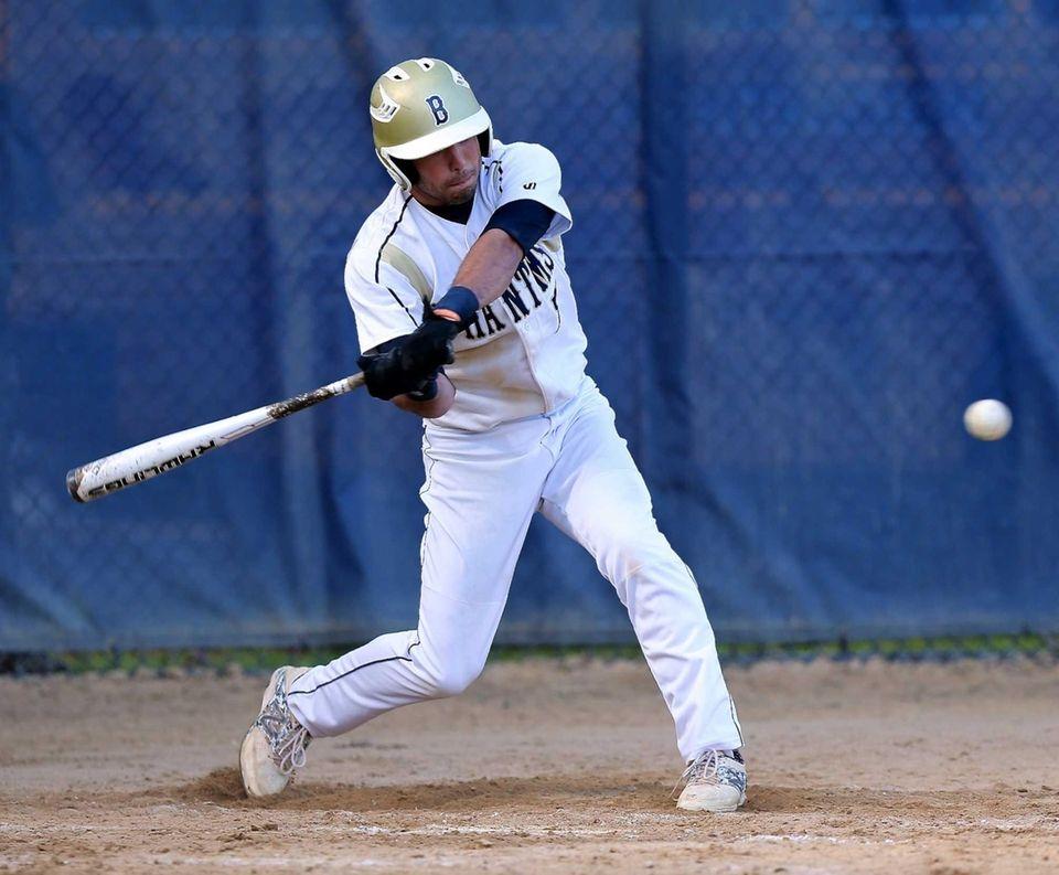 Second baseman, Bayport-Blue Point