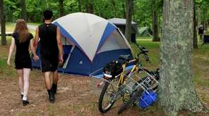 WILDWOOD STATE PARK CAMPGROUND, 790 Hulse Landing Rd.