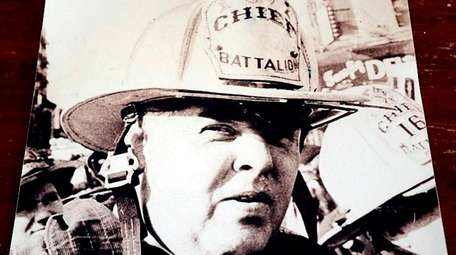 FDNY Safety Battalion 1 Chief Lawrence T. Stack,
