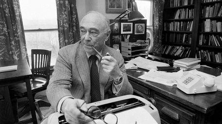 Jerome S. Bruner in 1983. His work helped
