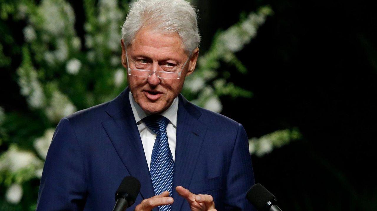 Clinton captures Ali's essence