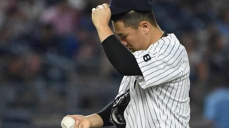 Yankees starter Masahiro Tanaka gets a new