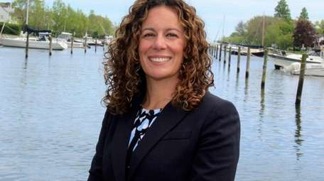 Brightwaters trustee Diane Urso is running for re-election.