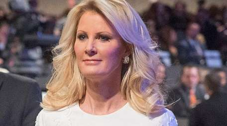 Sandra Lee attends the State of the State