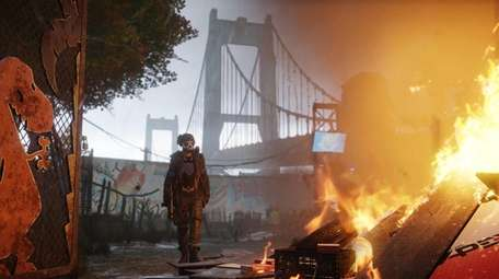 A scene from Homefront: The Revolution.