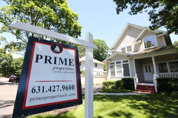 Multiple Listing Service of Long Island says brisk
