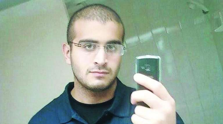 Omar Mateen, of Port St. Lucie, Fla., in