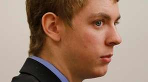 Brock Turner appears in the Palo Alto, Calif.,
