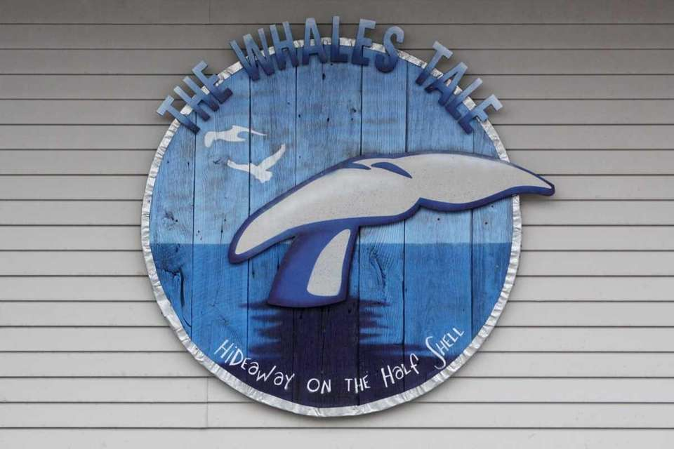 Whale's Tale, Northport: A laid-back vibe prevails at