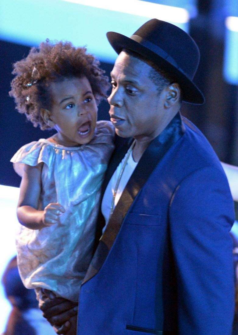 Jay-Z and Beyoncé have a baby girl, Blue