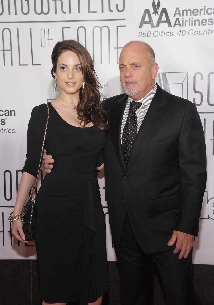Long Islander Billy Joel has a daughter, Alexa