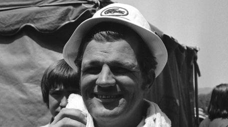 Gene Borek, of East Norwich, N.Y., an alternate