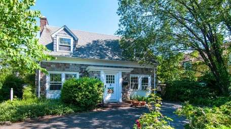 Mary Koch's Baldwin house is on a
