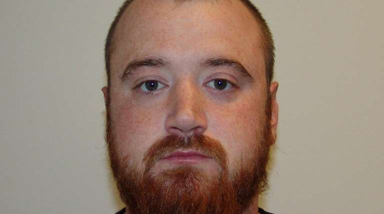 Kevin Breen, 27, of New Hyde Park, was