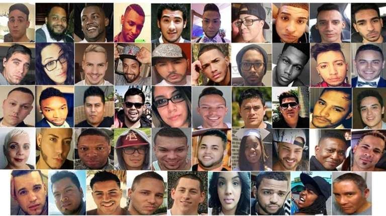 The 49 victims killed in Pulse in Orlando,