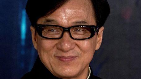 Jackie Chan's latest film,