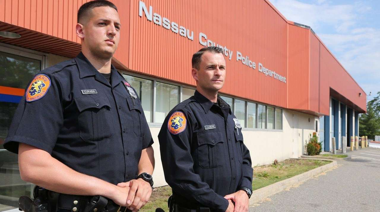 Used Cars Long Island >> Nassau rookie officers honored for arrest in robbery spree ...