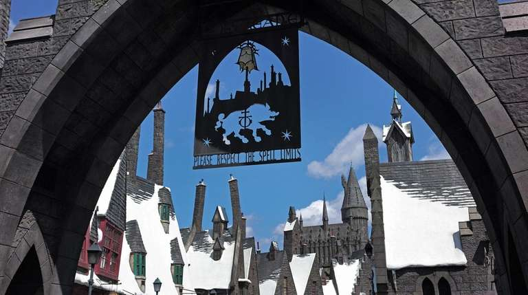 Make magical memories at the Wizarding World of
