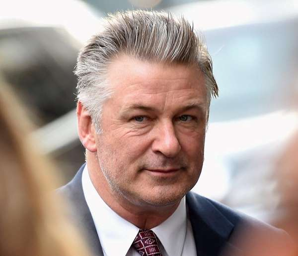 Alec Baldwin will interview filmmakers at this year's
