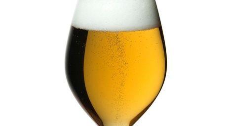 Riedel's Veritas beer glass.
