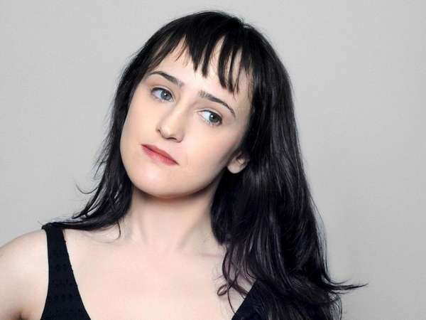 Mara Wilson stands with Orlando nightclub victims.