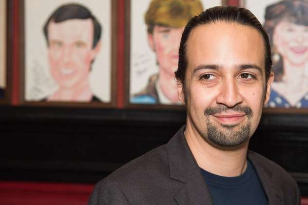 Lin-Manuel Miranda will take part in Broadway for