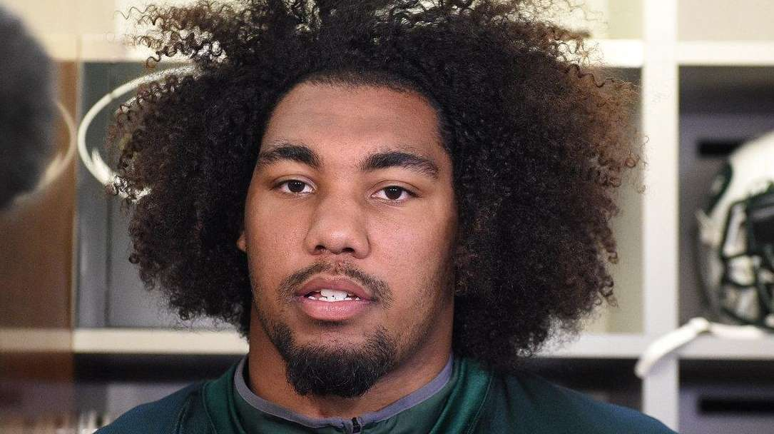 New York Jets defensive tackle Leonard Williams answers
