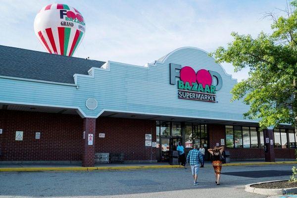 A Food Bazaar supermarket is set to open