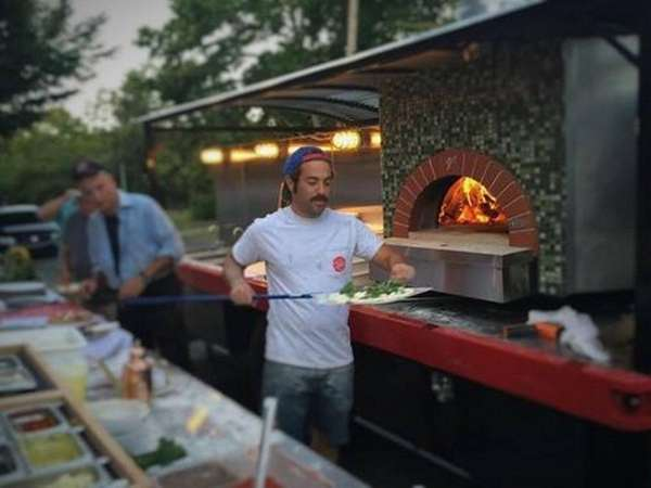 PizzaRita will sell food at Revelry on the