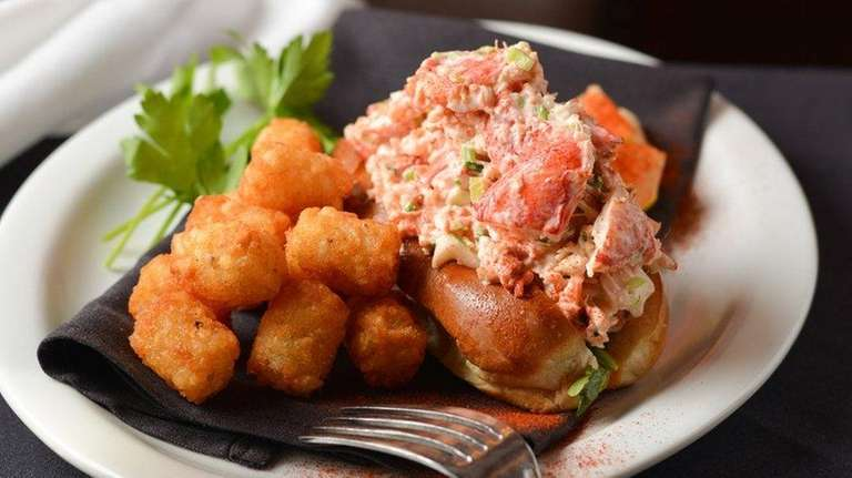 The Maroni lobster roll is a highlight from