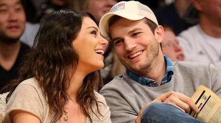 Mila Kunis and Ashton Kutcher are expecting baby
