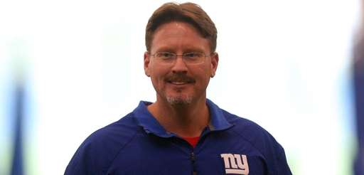 New York Giants head coach Ben McAdoo after