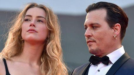 Amber Heard filed for divorce from Johnny Depp