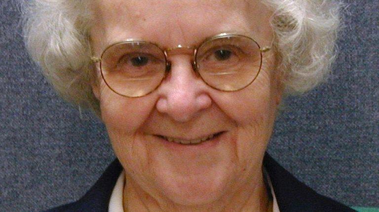 Sister Eileen Marie Koehler, 96, dedicated 81 years