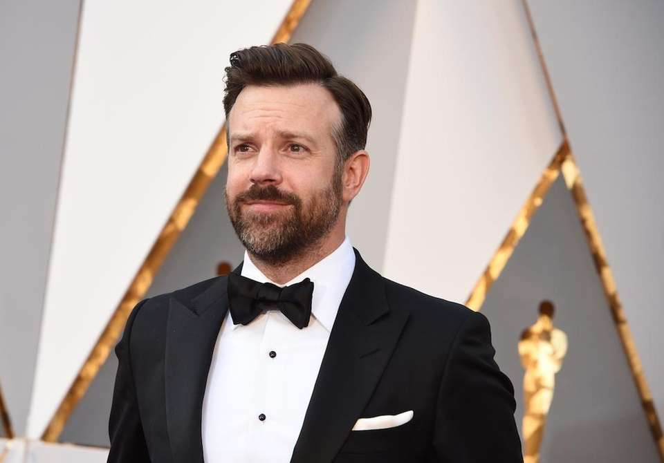 Actor-comedian Jason Sudeikis and