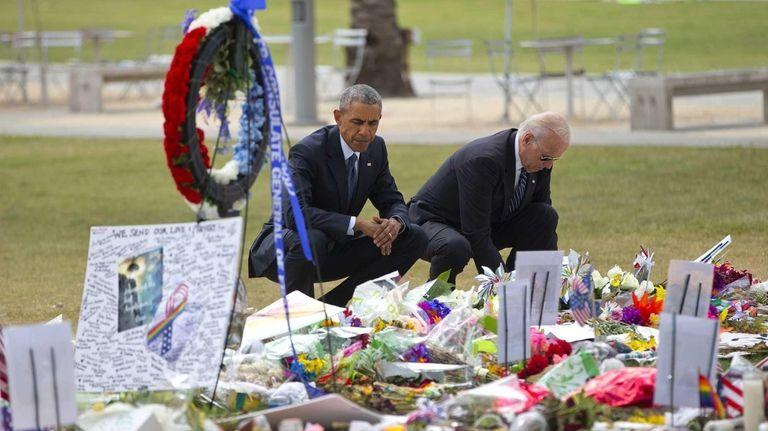 President Barack Obama and Vice President Joe Biden