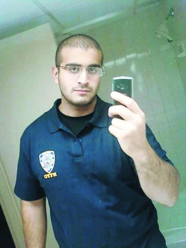 Omar Mateen of Port St. Lucie, Fla. is