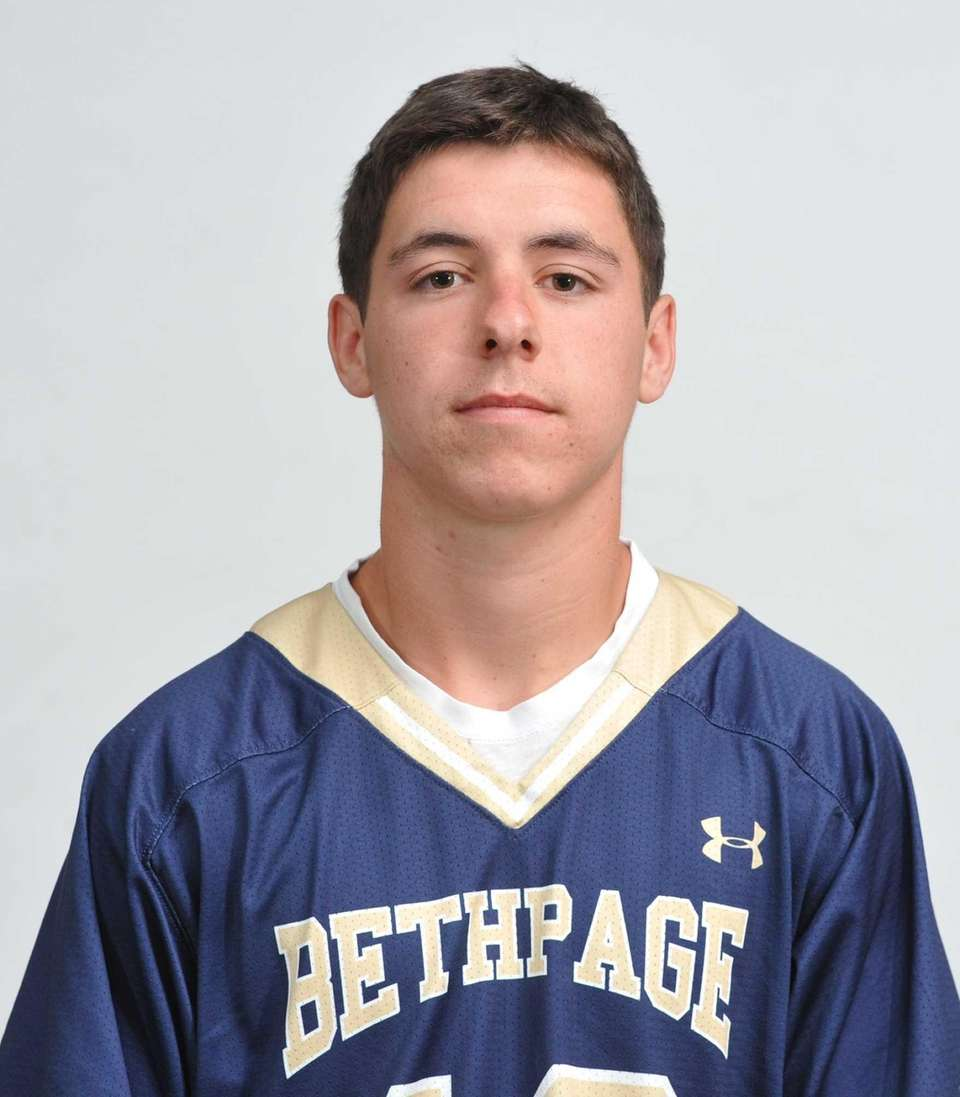 This honorable mention All-American was Nassau County's second-leading