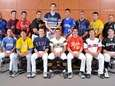 The Newsday All-Long Island baseball team poses for