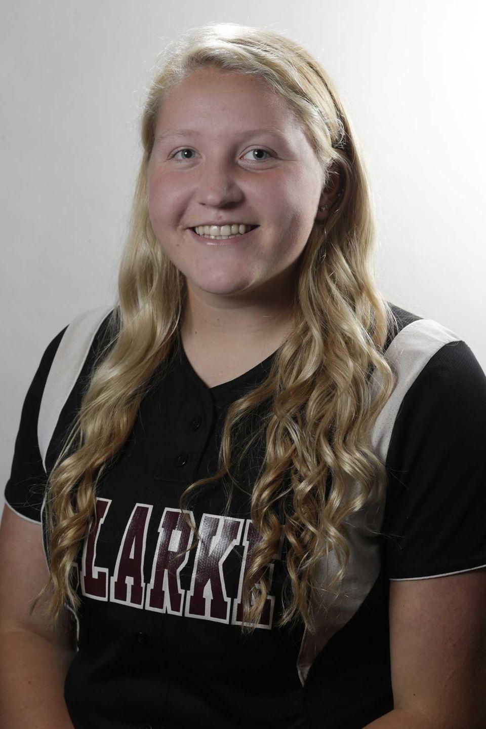 Cornell's six years on the Clarke softball team