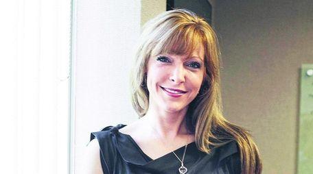 Karin Murphy Caro of BluChip Marketing is seen